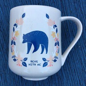 Threshold Dining - Threshold Bear With Me Coffee Mug Soft Grey